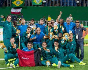 Equipe do Futebol de Cinco