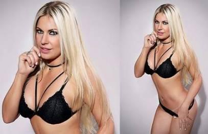 Antonela faz ensaio sensual Foto: Reprodução/Instagram