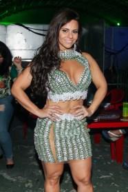 Viviane Araújo (Foto: Manuela Scarpa / Brazil News)