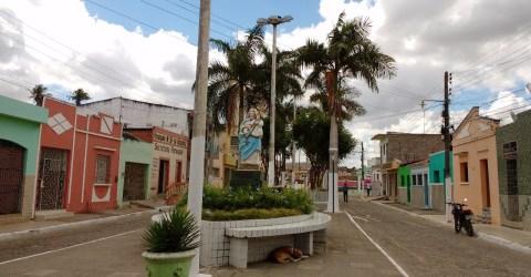 Praça Nossa Senhora do Rosário, Paraíba