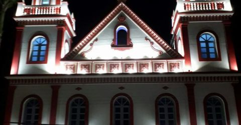 Igreja Nossa Senhora da Conceição, em Sertãozinho-PB