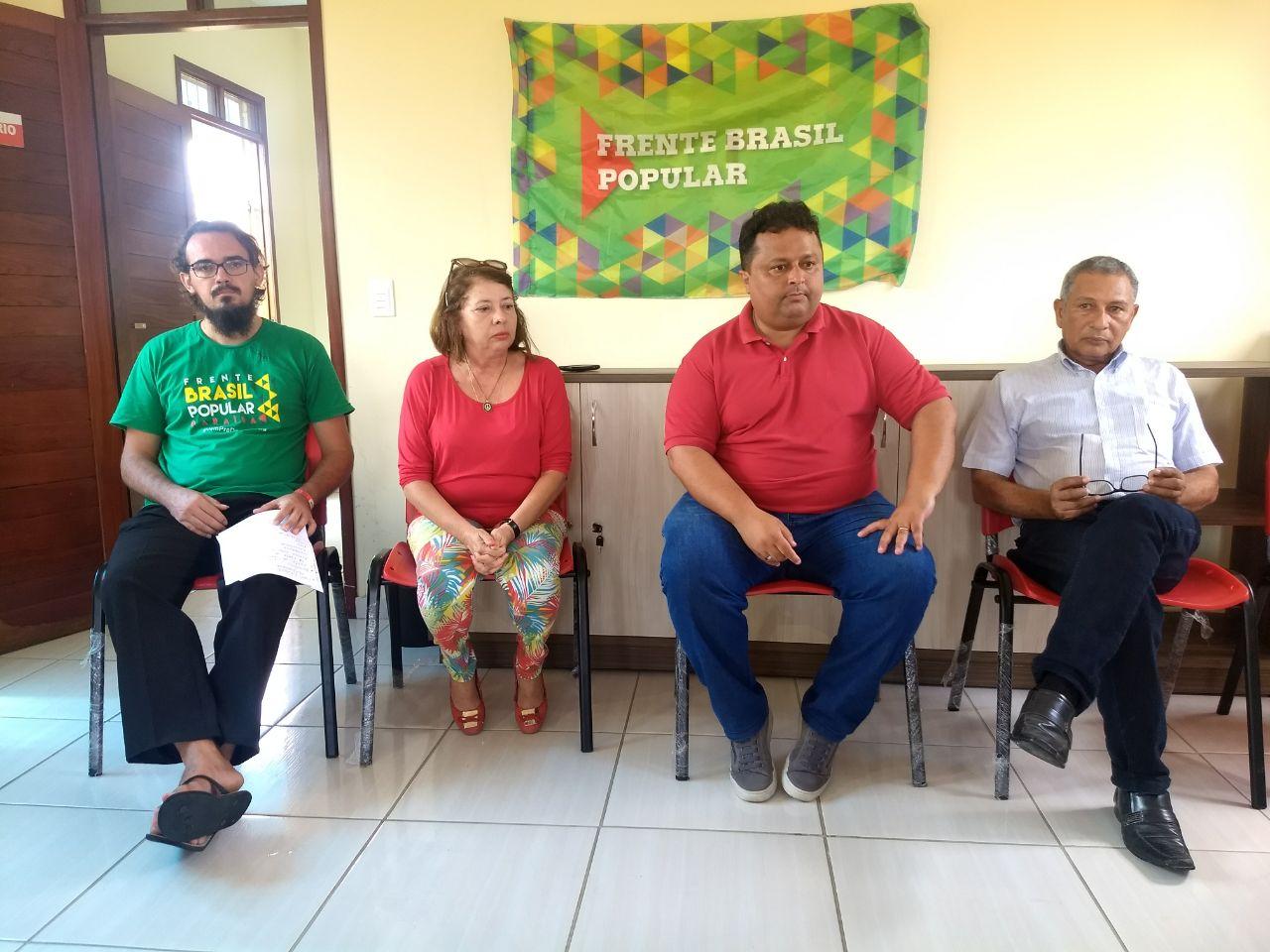 PT mantém promessa: Lula será candidato