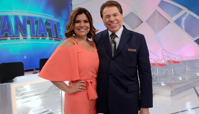 Silvio Santos expulsa Mara Maravilha do Jogos dos Pontinhos
