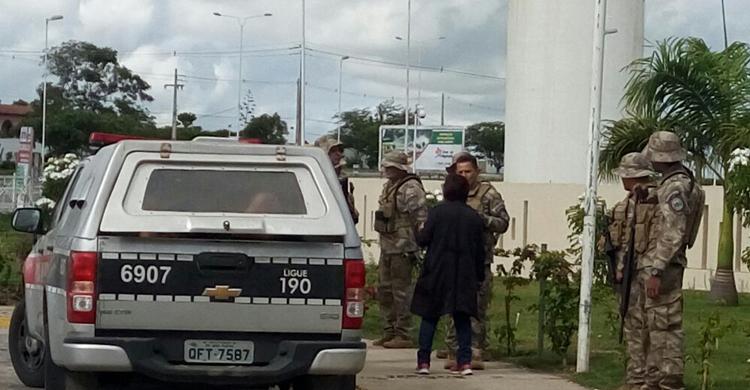 Suspeitos de explodir agência são presos