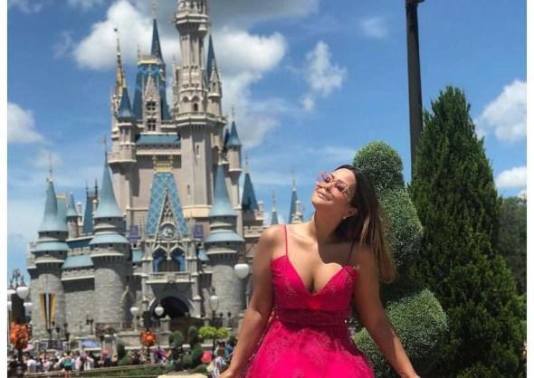 Maispb Na Disney Geisy Arruda Relembra Polêmica Do