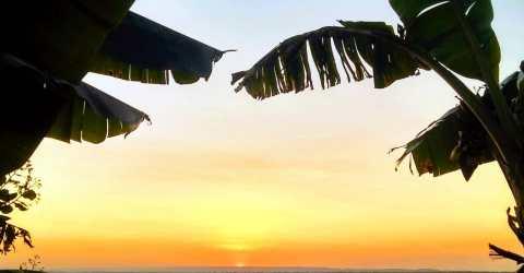 Pôr do Sol em Sítio dos Carneiros, em Curral de Cima