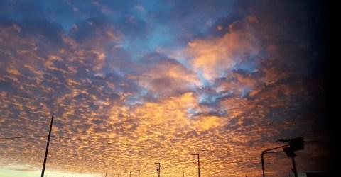 Céu em Cajazeiras, Sertão do Estado