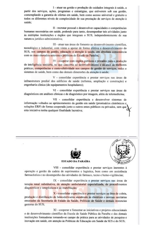 1F6F40ED 0936 4D93 B25D 0624812D109E - Governo do Estado cria Fundação que vai gerir Saúde na Paraíba