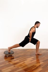 Standing Hip Stretch 3