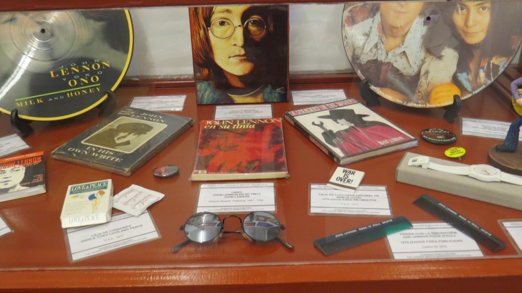 IMG_0357 MUSEU BEATLES/BUENOS AIRES