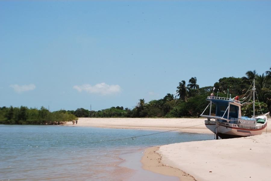 praia da caura