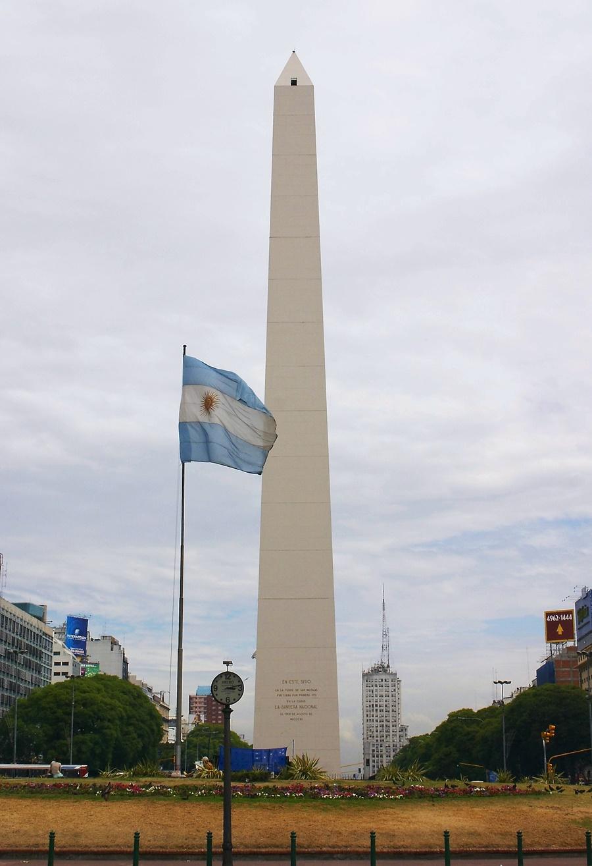 OBELISCO ARGENTINA DE A a Z