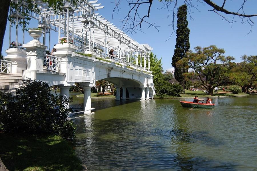 EL-ROSEDAL1 Meu roteiro para Buenos Aires   Inspire-se