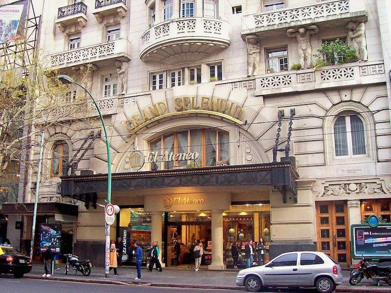 El_Ateneo_4 Meu roteiro para Buenos Aires   Inspire-se