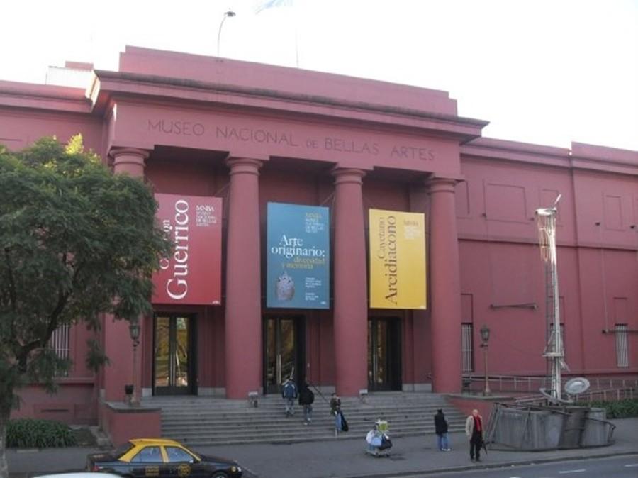 MUSEU-DE-BELLAS-ARTES-BUENOS-AIRES Meu roteiro para Buenos Aires   Inspire-se