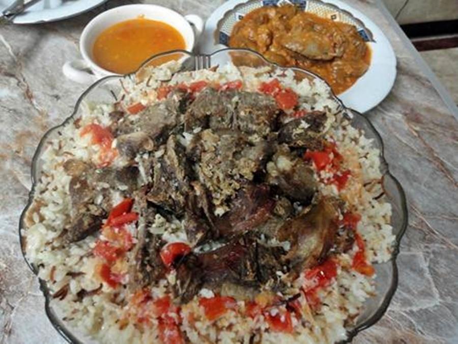 Fattah-comida-arabe O Natal na terra dos faraós