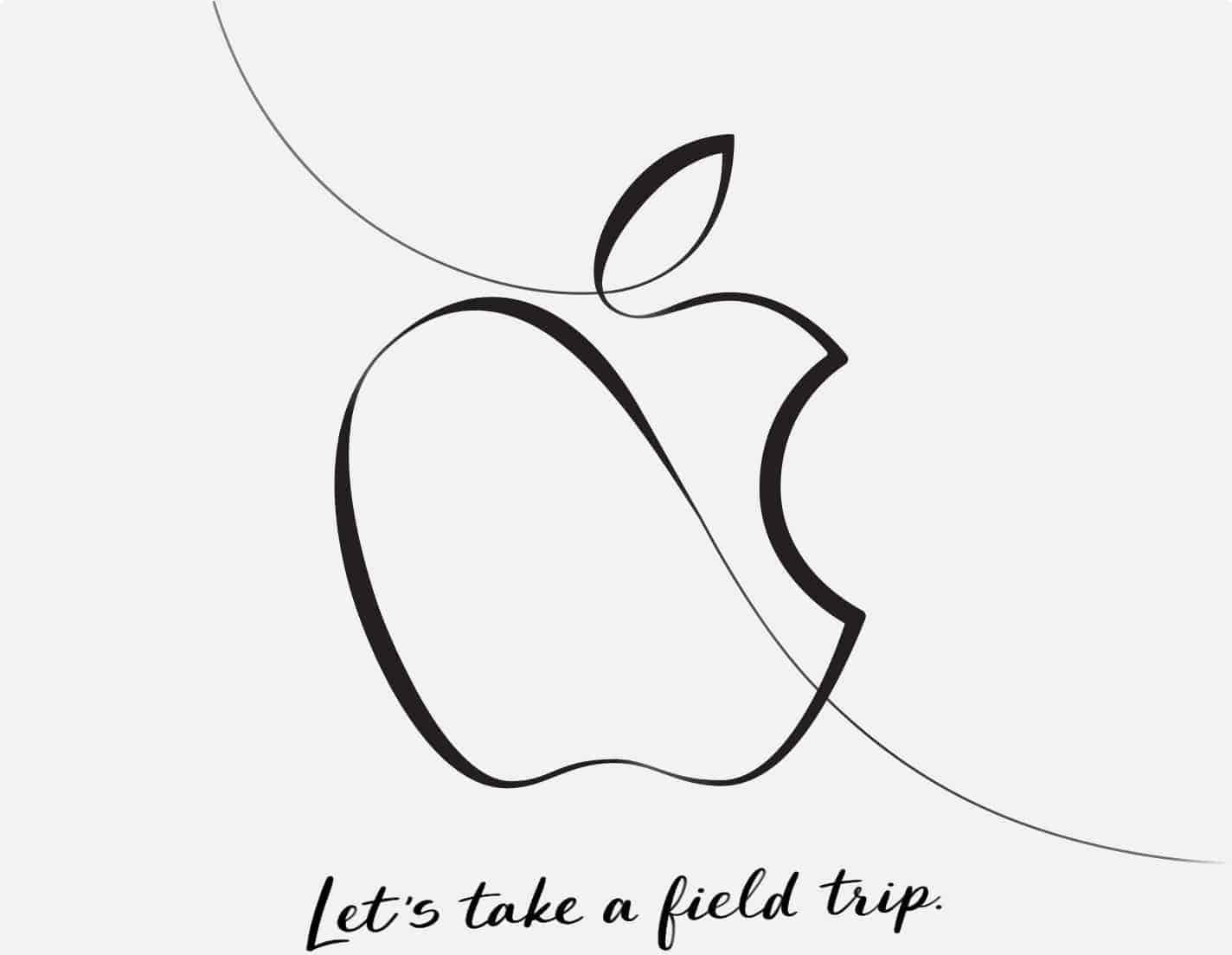 Evento Da Apple Para O Dia 27 De Marco Novos Ipads E Macs