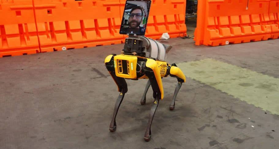 Robô Boston Dynamics ajuda médicos a avaliar pacientes com coronavírus | MaisTecnologia