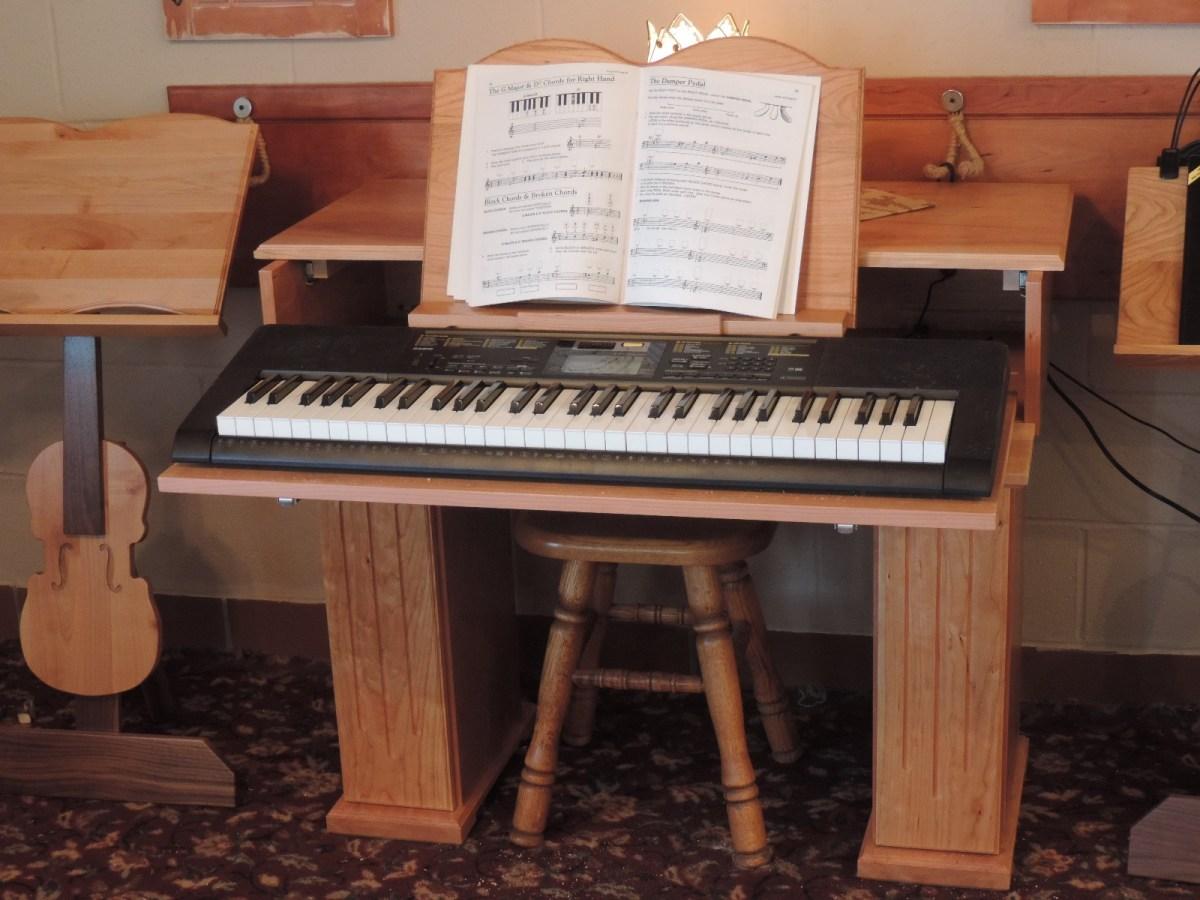 Keyboard Cabinet 171 Maistro Music