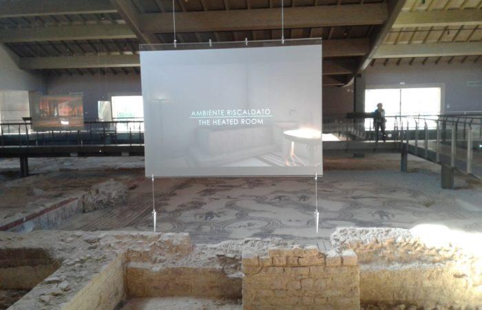 museo mosaico_Spello_multimedia