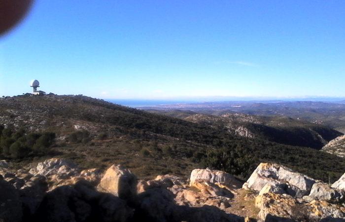 25 01 2019 - Parc del Garraf- Punta La Morella 2