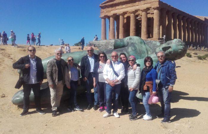 escursione alla Valle di Agrigento