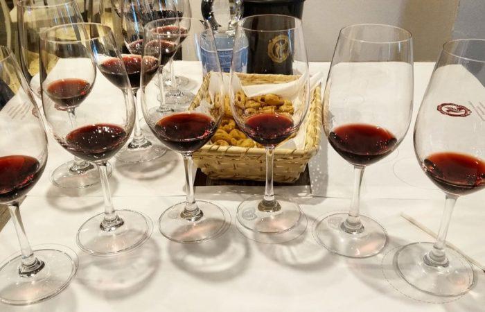 Degustazione guidata presso l'enoliteca del Consorzio del vino Nobile di Montepulciano