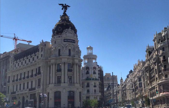 un pò di Madrid