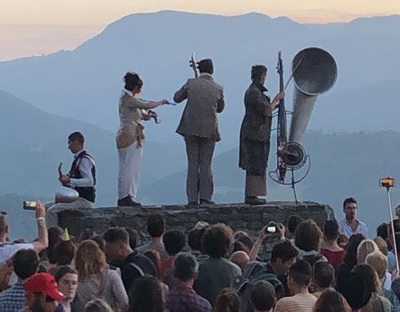 scene da Festival
