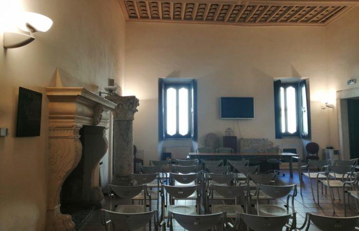 sale museo Eroli