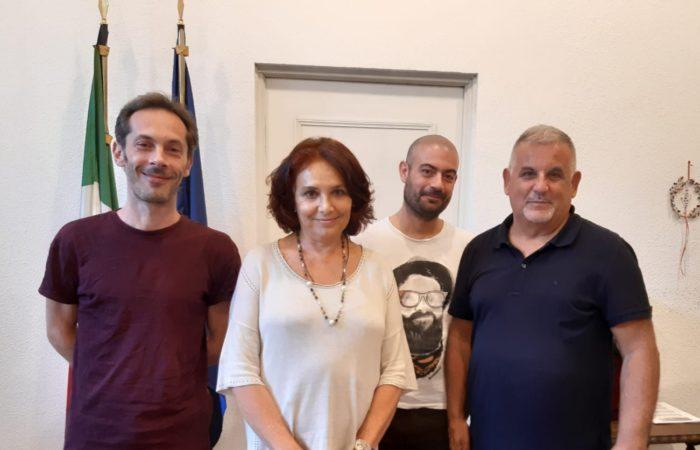 In visita dalla Console italiana a Madrid