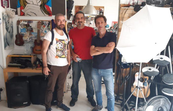 Incontro con Nicola Beccu, produttore musicale che vive a Madrid da 10 anni