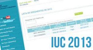 IUC 2013