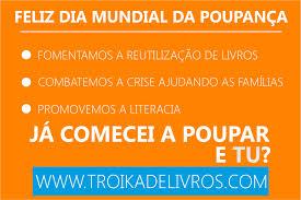 troika de livros