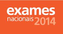 exames nacionais 2014