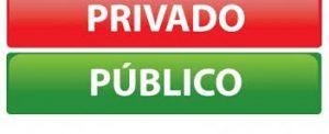 privado vs. público
