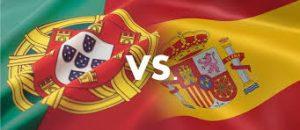 portugal vs. espanha