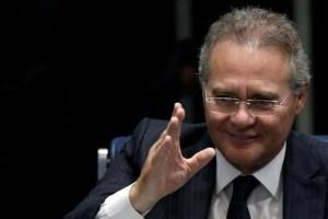 Senador Renan Calheiros durante sessão do Senado, em Brasília 26/10/2016 REUTERS/Ueslei Marcelino