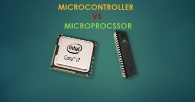 Difference between microprocessor and microcontroller in Hindi