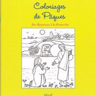 Coloriages de Pâques, Maïte Roche, 2012 Mame
