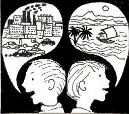 Dialogue, MaÏte Roche, Panorama numéro 188, 1984