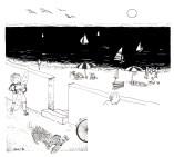 Les vacances à la mer, Panorama, Maïte Roche, 1985