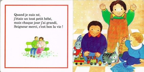 La fête, in L'anniversaire de Timothée, Maïte Roche, Mame, 1991