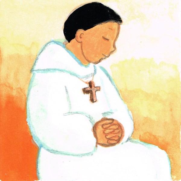 Prière après la communion, Mon petit Missel, Maïte Roche, Mame, 2008