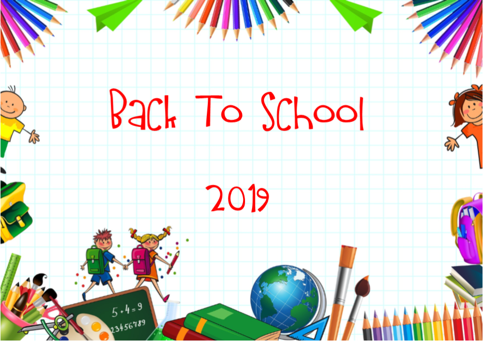 Back To School Guide 2019