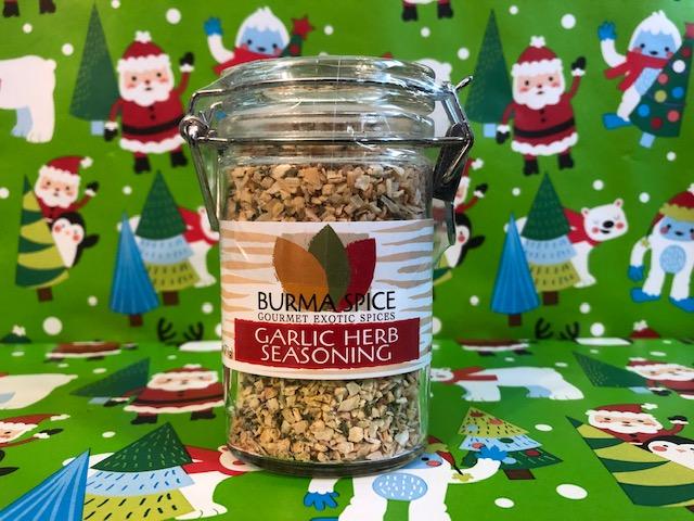Garlic Herb Seasoning- Burma Spice