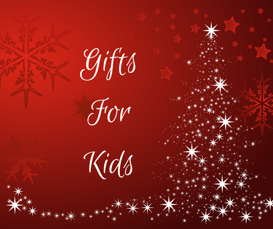 Gifts For Kids #HolidayGiftGuide2019