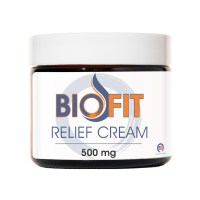 BioFit RELIEF Cream 500mg