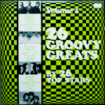 Majestic - Groovy Greats Vol. 1 - GG1 - Front Cover