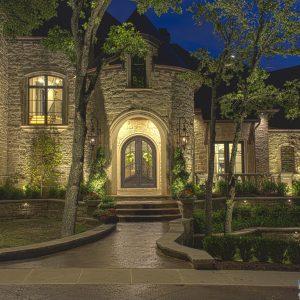 outdoor lighting solutions in dallas tx